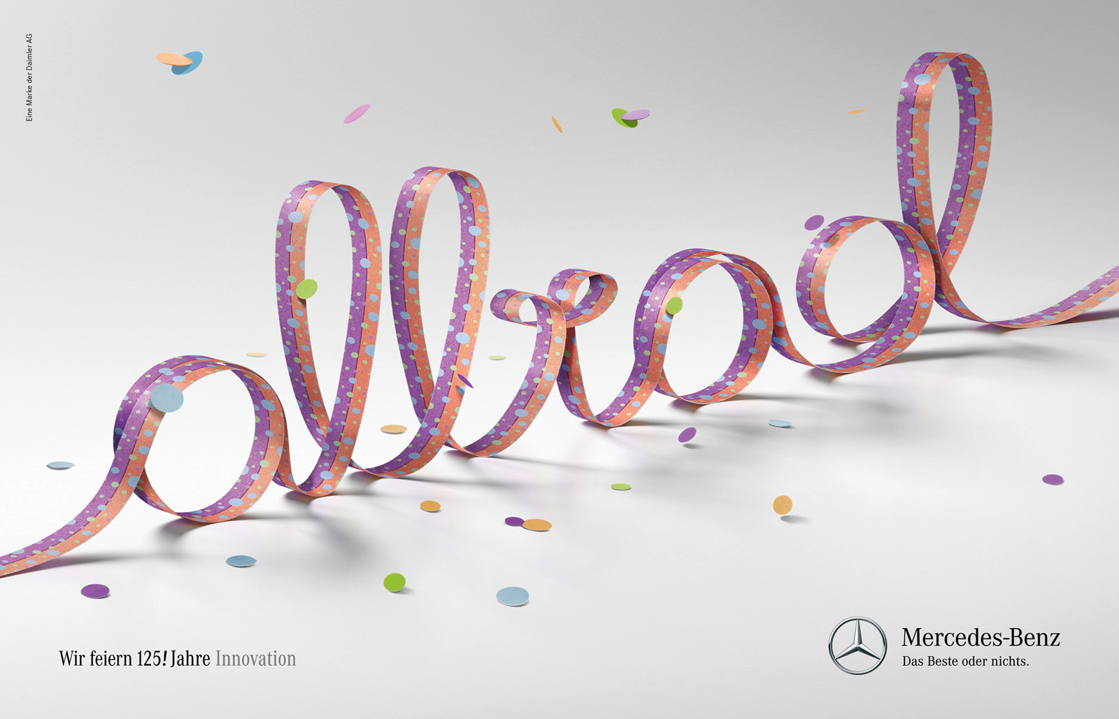 Mercedes-Benz: 125 years of